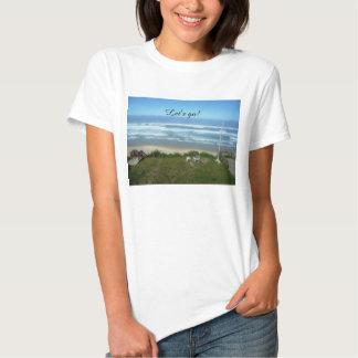 Let's Go beach house T-Shirt
