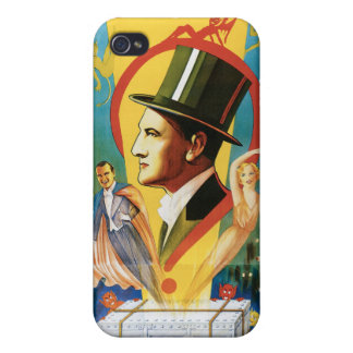 Levante ~ The Great Vintage Magic Act iPhone 4 Cover