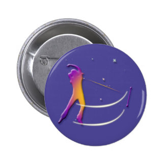 Levi Wanderer 6 Cm Round Badge