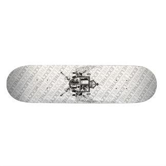 LexZyne Logo Signature Deck Custom Skateboard