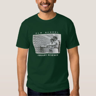 library science t-shirt