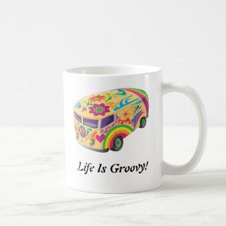 Life Is Groovy Mug