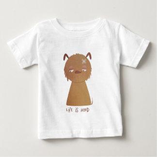 Life is Hard Puppy Tshirt
