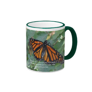 Life Is Too Short To Stress - Butterfly Mug