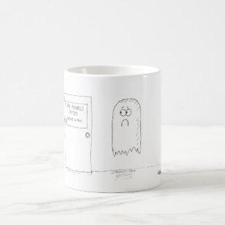 Life Model - Cartoon Mug