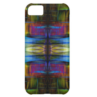 Light-Effect Sci-Fi Abstract iPhone 5C Case