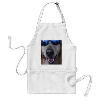 Like my shades? standard apron