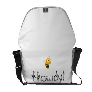 Lil' Bumble Bee Courier Bags