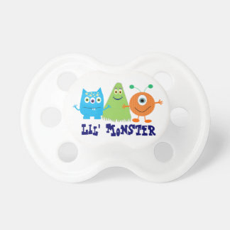 Lil' Monster Pacifier