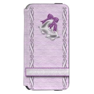Lilac Elegance #1 Incipio Watson™ iPhone 6 Wallet Case