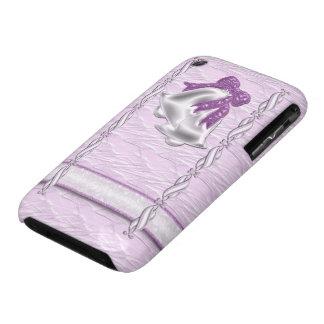 Lilac Elegance #1 iPhone 3 Case-Mate Case