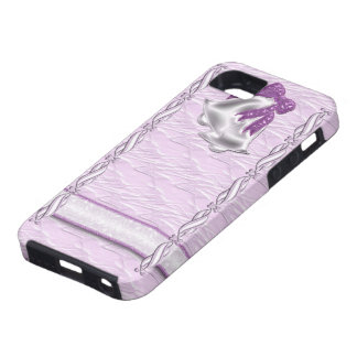 Lilac Elegance #1 iPhone 5 Covers