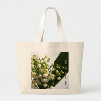Lily of the Valley Bride's  Bag