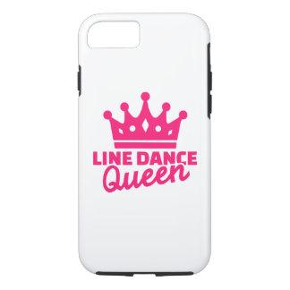 Line dance queen iPhone 7 case