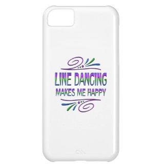 Line Dancing Makes Me Happy iPhone 5C Case