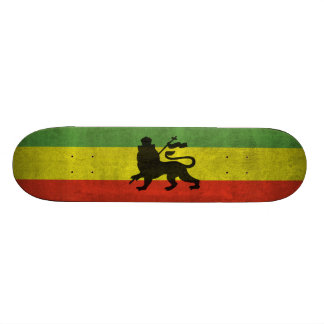 Lion of Judah 18.1 Cm Old School Skateboard Deck