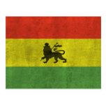 Lion of Judah Postcard