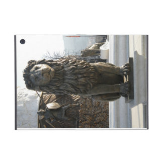 Lion Statue - Vertical iPad Mini Covers