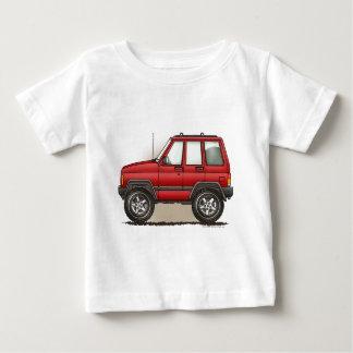 Little Four Wheel SUV Car Shirts