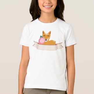 Little fox tee shirt