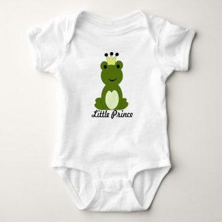 Little Frog Prince Baby Boy Tshirt