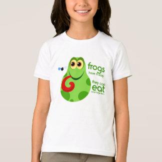 Little Green Frog Kids Tee
