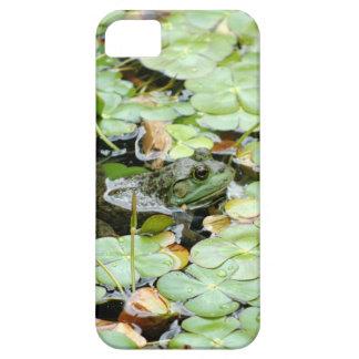 Little Green Frog Phone Case