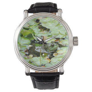Little Green Frog Watch