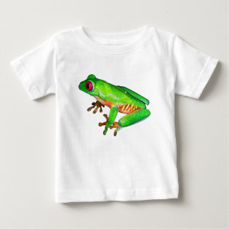 Little green tree frog infant T-Shirt