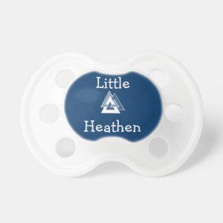 Little Heathen Pacifiers