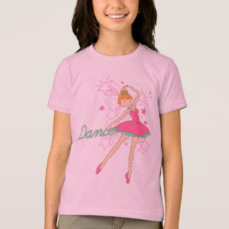 little jazzy ballet dancer shirt