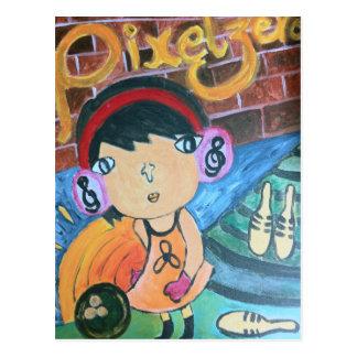 Little Pixelzero Postcard