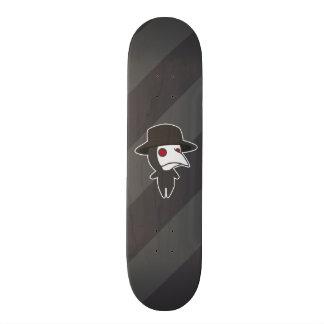 Little Plague Doctor 20 Cm Skateboard Deck