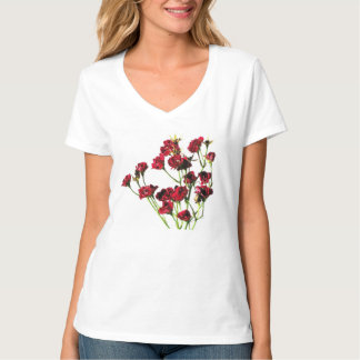 Little Red Roses T-shirts
