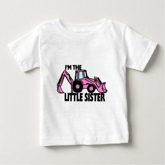 Little Sister Backhoe Tees