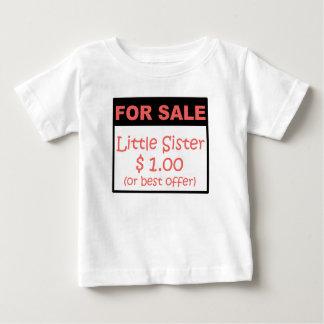Little Sister For Sale Tshirt