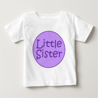 Little Sister Infant T T Shirts