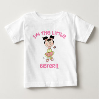 Little Sister T-Shirt (Black)