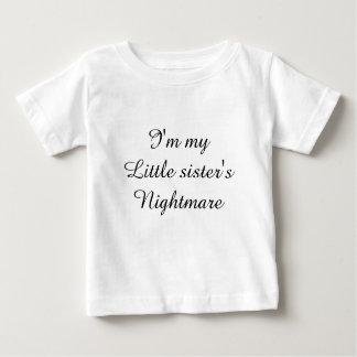 Little sister's nightmare tshirt