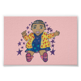 Little Star/Mylei twinkles and soars Poster