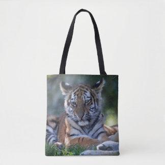 Little Stripes Bag Tote Bag