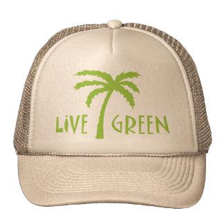 Live Green Tree Hugger Cap
