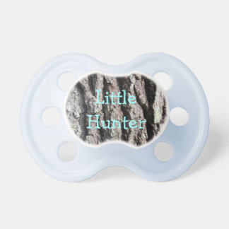 Live Oak Tree Bark photo Pacifier