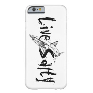 Live Salty Mako PH Barely There iPhone 6 Case