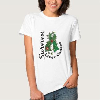 Liver Cancer Survivor 15 T Shirt