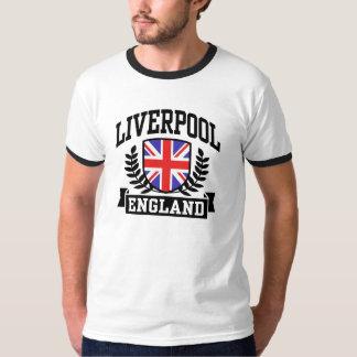 Liverpool England Tee Shirt
