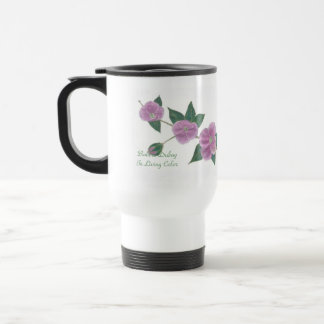 Living_Color2, When you have only two pennies l... Stainless Steel Travel Mug