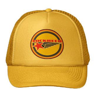 Lockheed aircraft corporation cap