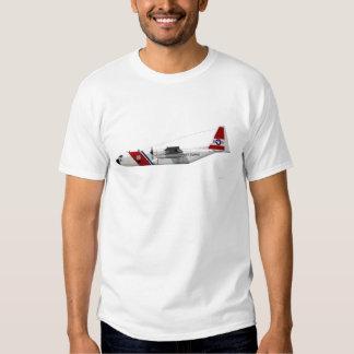 Lockheed HC-130 Hercules Coast Guard T Shirt