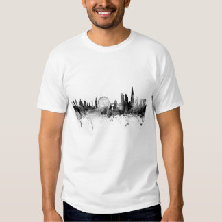 London England Skyline T Shirts